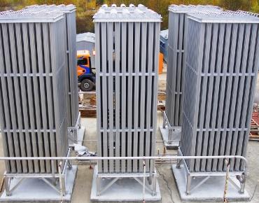 Атмосферные испарители ИС 2300-С